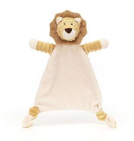Jellycat knuffels Jellycat cuddle cloth Cordy Roy lion