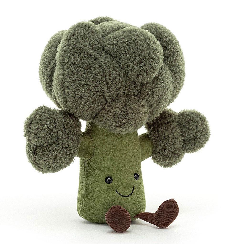 Jellycat knuffels Jellycat amuseable broccoli