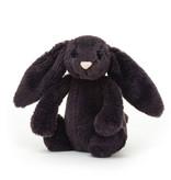 Jellycat knuffels Jellycat Bashful Inky bunny small 18 cm