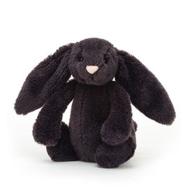 Jellycat knuffels Jellycat Bashful Inky bunny small