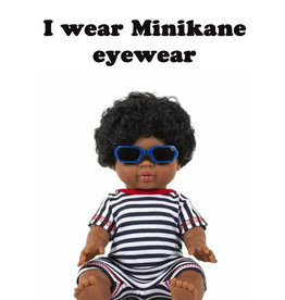 Minikane  Minikane zonnebril KAY voor Gordi poppen