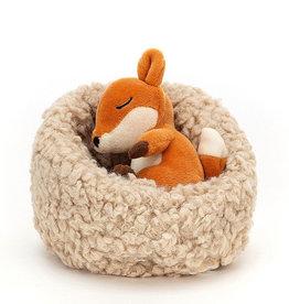 Jellycat knuffels Jellycat hibernating fox