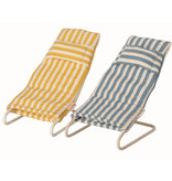 Maileg Maileg set of beach chairs for the mice