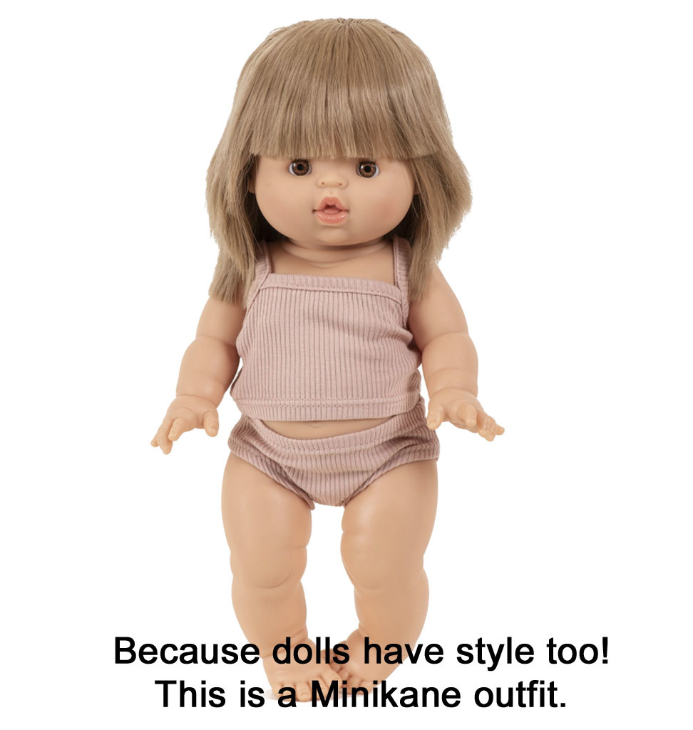 Minikane  Minikane/ paola Reina Puppe Zoé 34 cm