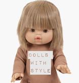 Minikane  Paola Reina Gordi Puppenpuppe Zoé 34 cm