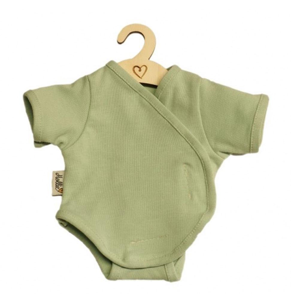 Hollie Hollie Puppen Strampler grün für die Gordi Puppen