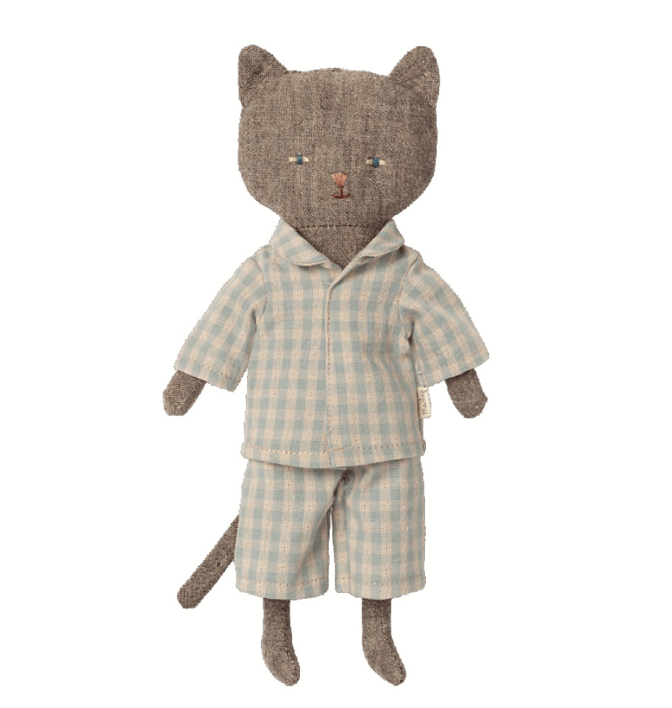 Maileg Maileg chatons kitten grey