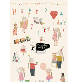 Maileg Maileg cadeaupapier Happy Day