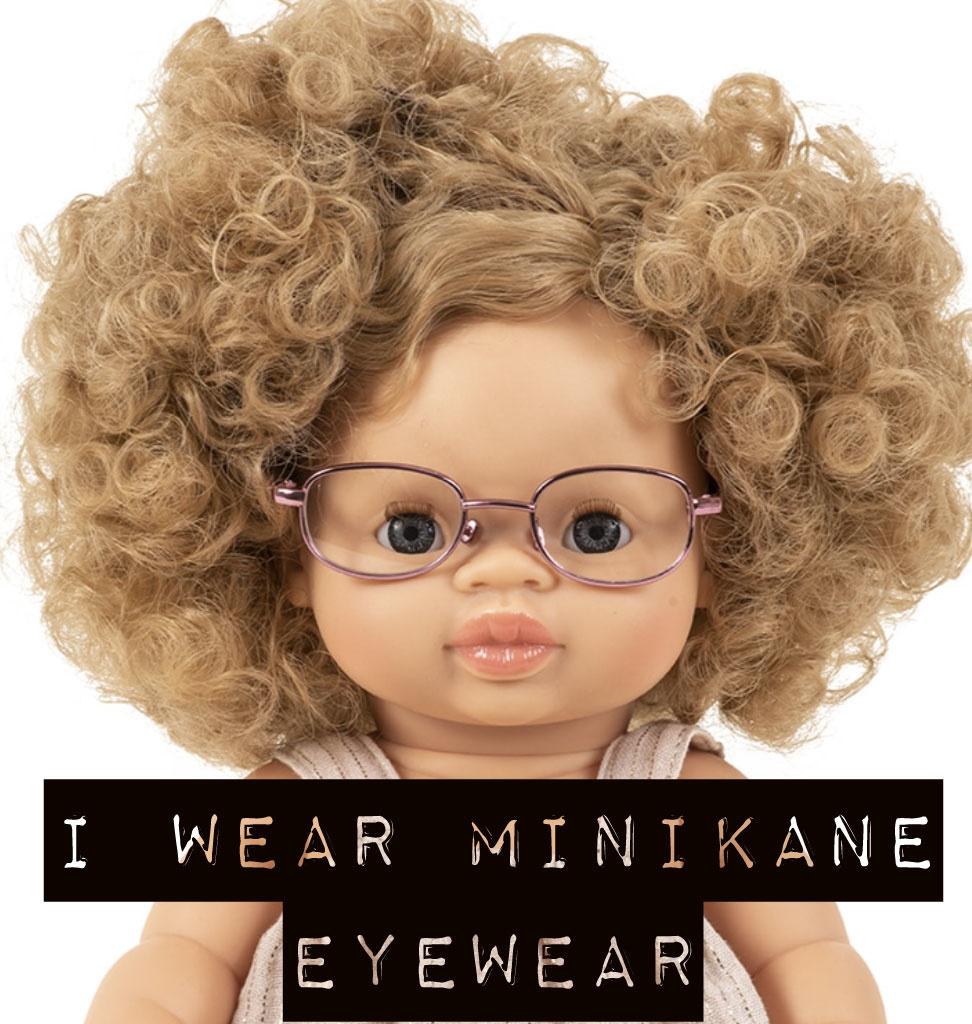 Minikane  Minikane Brille VERA für Gordi Puppen