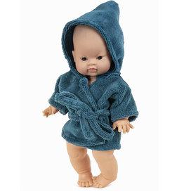 Minikane  Minikane Bademantel blau für Gordi Puppen