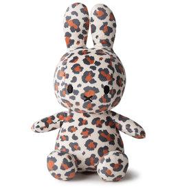 Miffy / Nijntje by BonTon Toys Nijntje knuffel met  luipaardprint