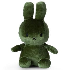 Miffy / Nijntje by BonTon Toys Nijntje groen velvetine stof