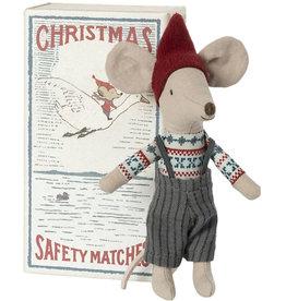 Maileg Maileg Big Brother Christmas mouse
