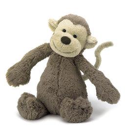 Jellycat knuffels Jellycat medium Bashful monkey