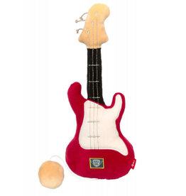 Sigikid Beasts Sigikid guitar rattle red