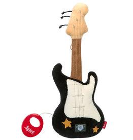 Sigikid Beasts Sigikid muziekdoosje zwarte gitaar