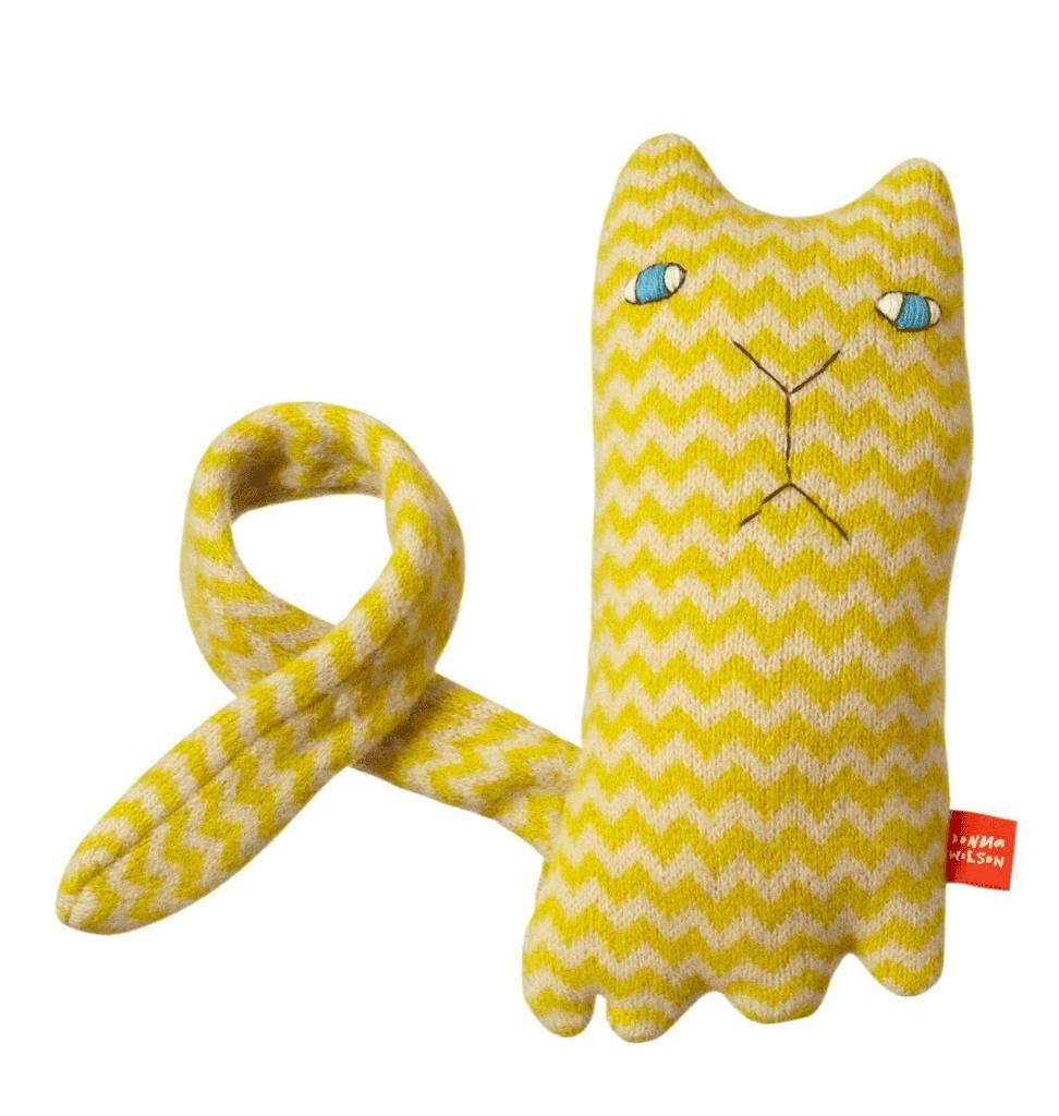 Donna Wilson Donna Wilson Ziggy cuddly cat 24 cm