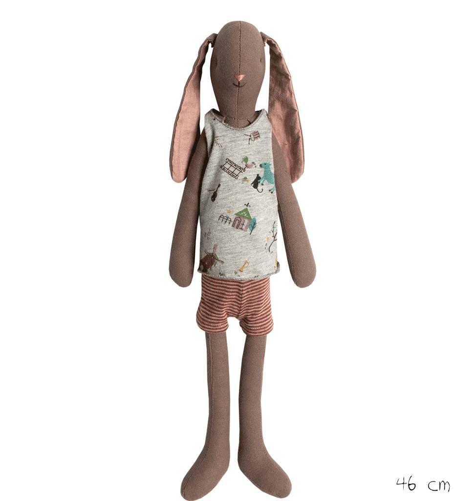 Maileg Maileg medium brown bunnyboy 46 cm