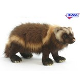 Hansa knuffels Wolverine Hansa 50 cm