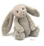 Jellycat knuffels Bashful beige Kaninchen Jellycat 35 cm