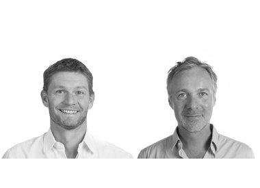 Erik Bär and Stan Boshouwers