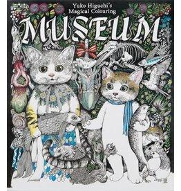 Yuko Higuchi Yuko Higuchi's Magical Colouring Museum