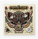 MEGAMUNDEN The Tattoo Flash Colouring Book