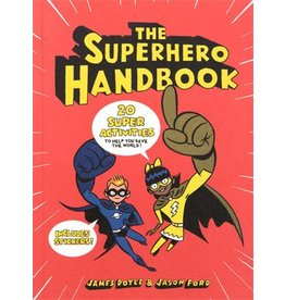 James Doyle and Jason Ford The Superhero Handbook