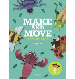 Sato Hisao Make and Move: Minibeasts