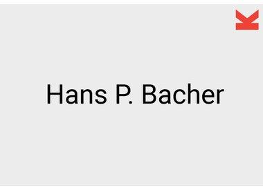 Hans P. Bacher