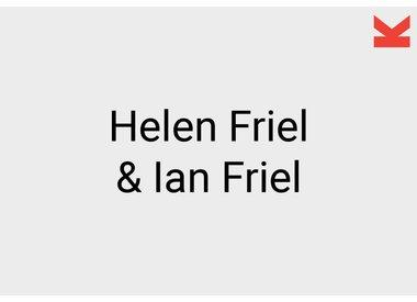 Helen Friel and Ian Friel