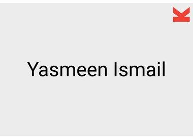 Yasmeen Ismail