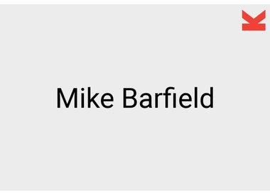 Mike Barfield
