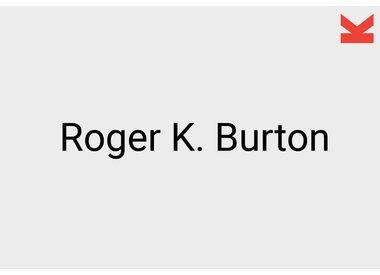 Roger K. Burton