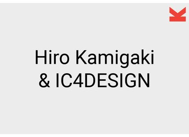Hiro Kamigaki and IC4DESIGN
