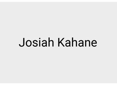 Josiah Kahane