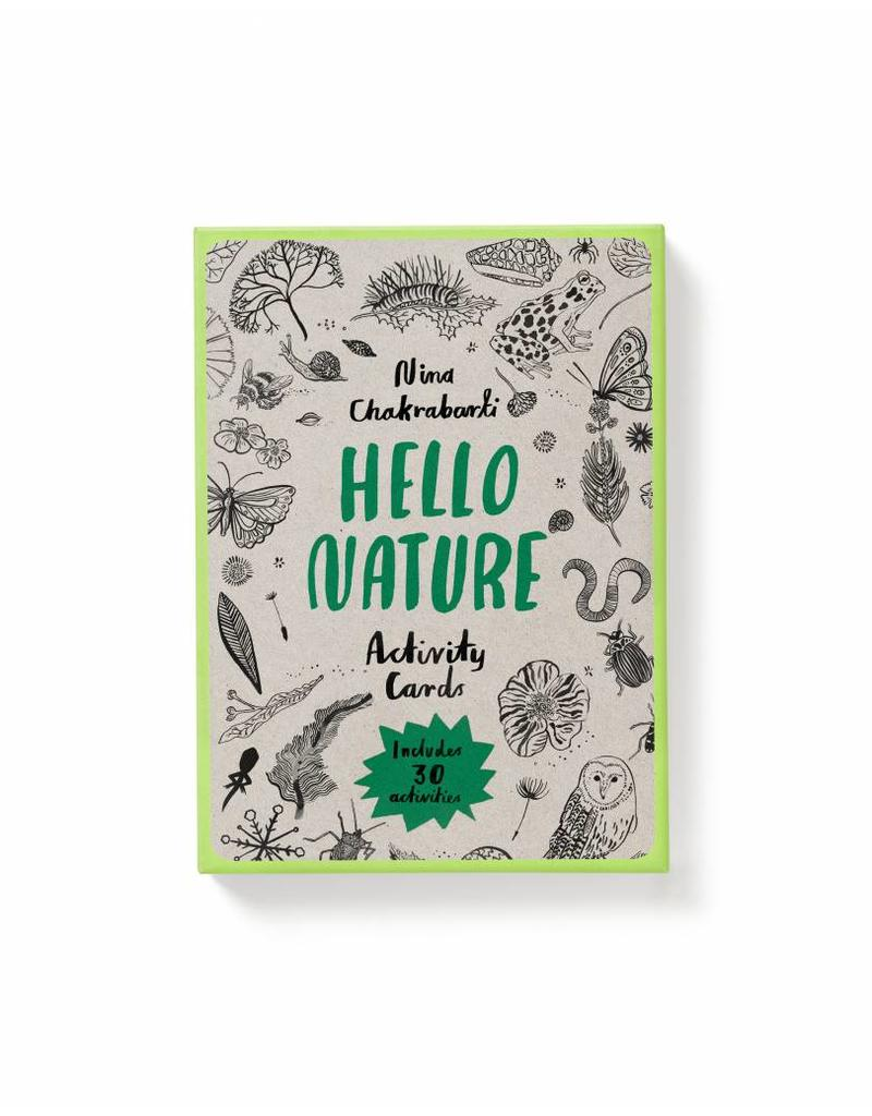 30 Activities Hello Nature Activity Cards