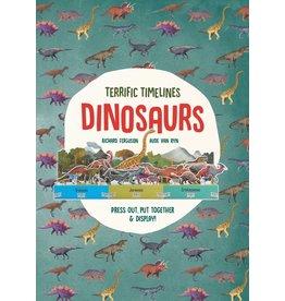 Richard Ferguson and Isabel Thomas, illustrations by Michael Kirkham Terrific Timelines: Dinosaurs