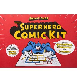 Jason Ford The Superhero Comic Kit