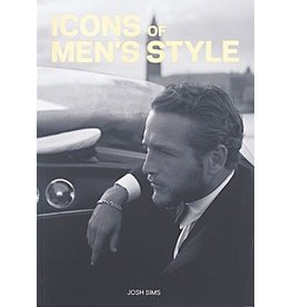 Josh Sims Icons of Men's Style