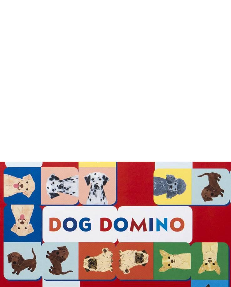 /'Westie Dog/' Domino Set /& Box DM00010707