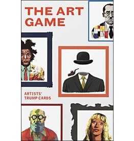 James Cahill and Mikkel Sommer The Art Game