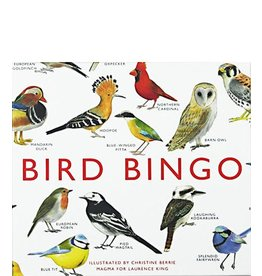 Christine Berrie Bird Bingo