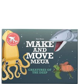 Sato Hisao Make and Move Mega: Creatures of the Deep