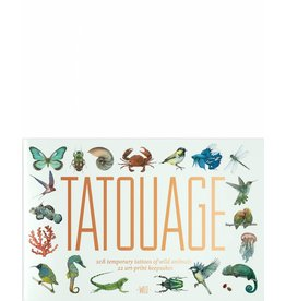 Lucille Clerc Tatouage: Wild
