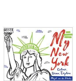 Majel van der Meulen My New York