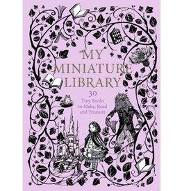 Daniela Jaglenka Terrazzini My Miniature Library