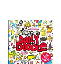 Jon Burgerman Jon Burgerman's Daily Doodle