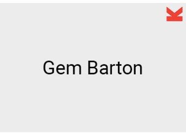 Gem Barton