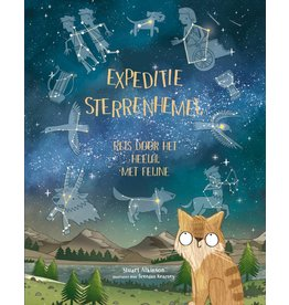 Stuart Atkinson, Illustraties door Brendan Kearney Expeditie sterrenhemel